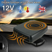 12V 200W Car Van Ceramic Heater Cooler 2 IN 1 Demister Dryer Fan Portable UK
