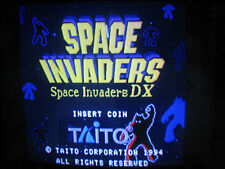 SPACE INVADERS DX - TAITO - ARCADE PCB JAMMA