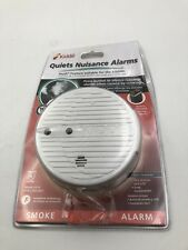 New Kidde Smoke Alarm Quiets Nuisance Alarms Easy Installation damaged packing