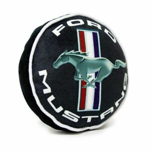 Dog Squeaky Toy - Ford Mustang Logos * EXCLUSIVE * Stress Reliever * Decoration
