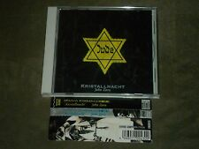 John Zorn ‎Kristallnacht Japan CD Marc Ribot Frank London Anthony Coleman