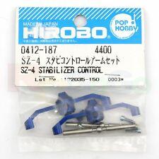 HIROBO 0412-187 SCEADU SZ-IV STABILIZER CONTROL ARM #0412187 HELI PARTS