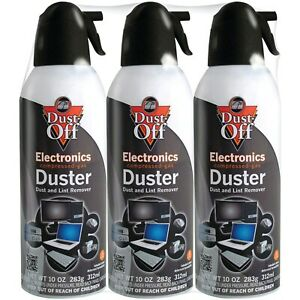 DUST-OFF(R) DPSXL3 Dust-Off(R) Disposable Dusters (3 pk)