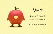 Takara Tomy Panda's ana Tropical Fruit Birds Collection  Vol.2 Apple Figure