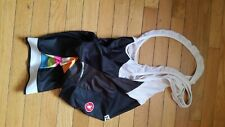 Castelli Men's Bib Shorts BH Bike: Size XL