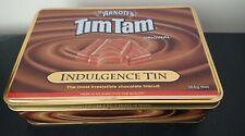Collectable Arnott's Tim Tam Biscuit Metal Tin 365g  ~2007