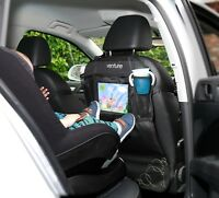 New ActiVue Touch | 2 x Kick Mats With iPad | Tablet Holder | Car Seat Protector