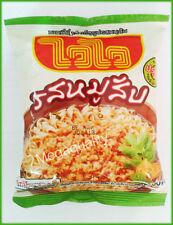 WAI WAI Instant Noodles Thai Food 60 g. # Pork Flavour