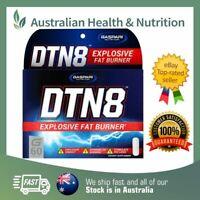 GASPARI NUTRITION DTN8 60 CAPSULES EXPLOSIVE FAT BURNER + FREE SAME DAY POST
