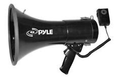PylePro 50 Watts Professional Piezo Dynamic Megaphone w/3.5mm Aux-In For Digital