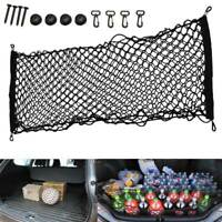 Universal Car Interior Trunk Cargo Storage Organizer Elastic Net Bag Mesh Pocket