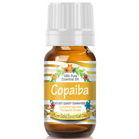 Copaiba Essential Oil (100% Pure, Natural, UNDILUTED) 10ml