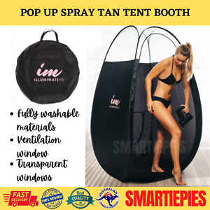 Airbrush Tanning Tent Portable Large Minetan Tan Mobile Booth Big Pop Up Spray