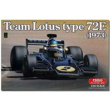EBBRO 20003 Lotus Type 72E Black & Gold 1973 1:20 Car Model Kit Tamiya E003