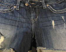 Silver Camden Rose Short  Women's denim shorts 28W