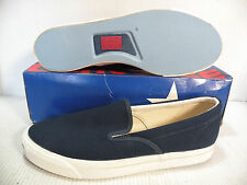"""CONVERSE JACK PURCELL SLIP-ON VINTAGE """"MADE IN USA"""" MEN SHOES SIZE 13 A4426 NEW"""