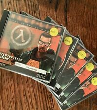 Half-Life: Game of the Year Edition (PC, 1999). Pre-owned. Lot Of 5.