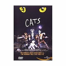 DVD - Cats - Elaine Paige,Sir John Mills,Trevor Nunn,David Mallet - Elaine Paige