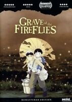 Grave of the Fireflies [New DVD] Rmst, Subtitled