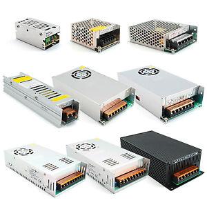 12V 24V 36V 42V DC LED Transformer Power Supply Network Adapter Driver