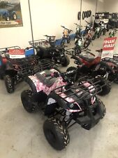 New Coolster 125cc Kids 4 Stroke Mid Size Atv