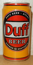 SIMPSONS DUFF Beer can from AUSTRALIA (375ml)