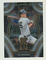 2020 Panini Select 25 MAN #25M-2B DJ LeMAHIEU New York Yankees