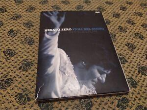 RENATO ZERO FIGLI DEL SOGNO LIVE (2004) 2 DVD - USATO