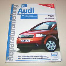 Reparaturanleitung Audi A2 - Benziner / Diesel - Baujahre 1998 bis 2002!