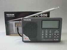 TECSUN PL-606 ETM ATS DSP World Band Radio PL606-Gray