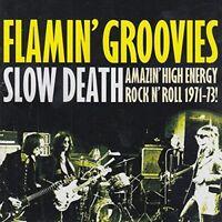 THE FLAMIN' GROOVIES - SLOW DEATH   CD NEU
