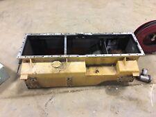 Cat Caterpillar 3412 Generator Oil Pan 37 Gallon W/Engine Mounts