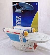 """Westland Giftware Star Trek """"Warp Drive"""" Cookie Jar New in Box"""
