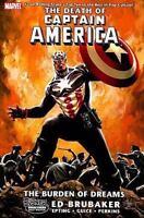 The Death of Captain America Vol. 2 : The Burden of Dreams (2008, Paperback)