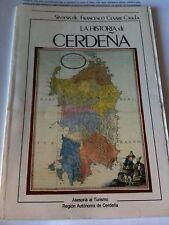Storia della Sardegna Libro - Sardinian History Book - La Historia de Cerdena