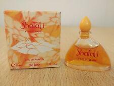 Shafali by Yves Rocher for women EDP 7.5ml Mini Miniature Perfume New with Box