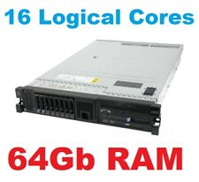 IBM x3650 M3 Server-2x Quad Core Xeon X5560 2.80Ghz -64GB-2x300GB 10K SAS