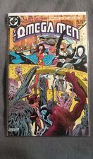 DC Comics Omega Men 8 (1983) VF+ Free Bag/Board Primus Tigorr Nimbus