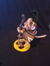 New listing Annalee Halloween 6� Witch Mouse 2018