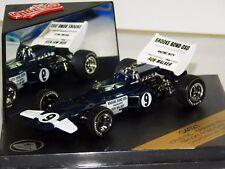 LOTUS 72C #9 GRAHAM HILL BROOKE BOND OXO F1 GP CANADA 1970 QUARTZO Q4021 1:43