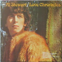 AL STEWART Love Chronicles LP UK Folk-Rock/SSW Orig. Ashley Hutchings,Jimmy Page