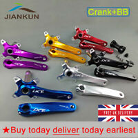 IXF 170mm 104BCD Single/Double/Triple MTB Road Bike Chainset BB Crank set Arm