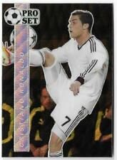 New listing CRISTIANO RONALDO 2021 21 Leaf Pro Set METAL SILVER WAVE Manchester #15/15 1/1?