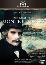 Der Graf von Monte Christo - Der komplette 6-Teiler, 4 DVD Set NEU + OVP!
