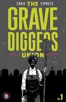 GRAVEDIGGERS UNION #1 SAD LEMON WES CRAIG VARIANT LTD TO 500 COPIES NM OR BETTER