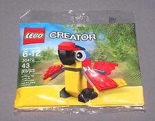LEGO Creator Parrot Polybagged Set 30472 Mini Model Promo NEW