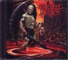 Suicidal Angels - Bloodbath CD
