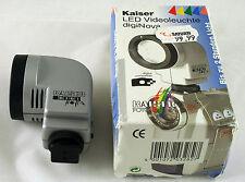 Kaiser LED Videoleuchte digiNova 3282 Made in Germany