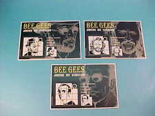 BEE GEES (Barry Robin Maurice Gibb) SLIDE SLIDING PUZZLES SKILL GAMES *ARGENTINA
