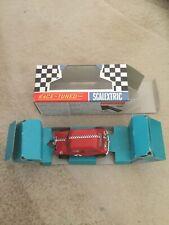 "Scalextric C7 ""RALLYE Mini Cooper"". Race tuned. Ex-shop-Stock/Boxed. rare années 1960"